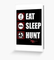 Hunt A Killer Greeting Card