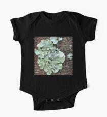 Leafy Foliose Lichen One Piece - Short Sleeve