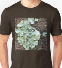 Leafy Foliose Lichen T-Shirt