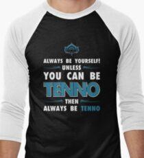 TENNO Men's Baseball ¾ T-Shirt