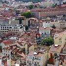 Lisbon Portugal City Centre by Deirdreb