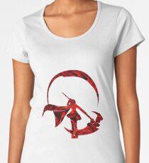 Ruby Rose Roses Silhouette Women's Premium T-Shirt