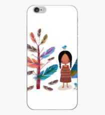 Der Federbaum iPhone-Hülle & Cover