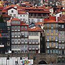 Porto Portugal River Douro Waterfront Apartments by Deirdreb