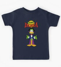Count Duckula Kids Clothes