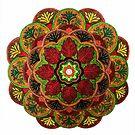 Nature's Mandala by Heather Friedman