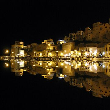 Night Reflections by caladia