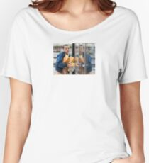 Eleven Steals Waffles Women's Relaxed Fit T-Shirt