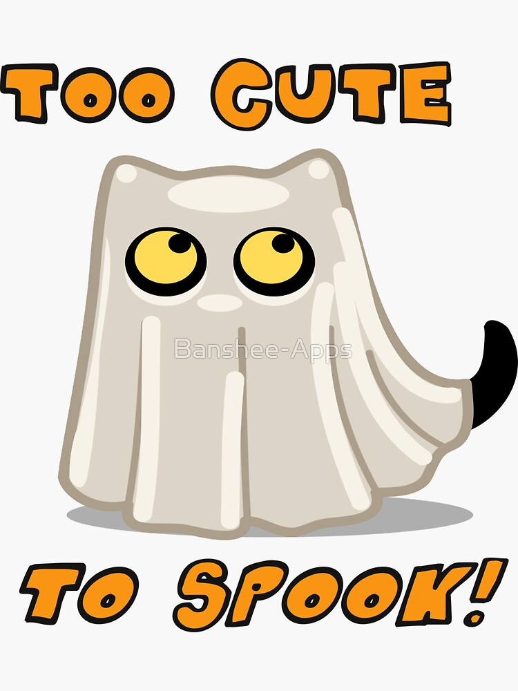Ghost Cat tshirt by Banshee-Apps