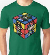 Super 16-Bit Cube T-Shirt