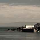 The Old Lifeboat House & Harbour at Coverack in Cornwall - Feb 2015 edit by Mike Honour