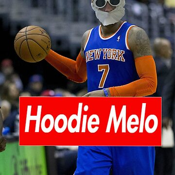 Hoodie Melo Is The Best Melo by Micro334