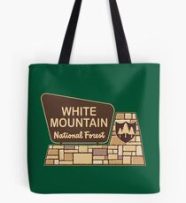 White Mountain National Forest Tote Bag