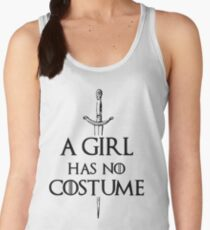 A Girl Has No Costume Women's Tank Top