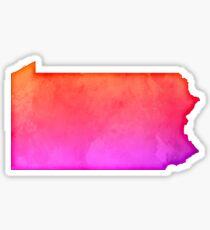 Pennsylvania Sticker