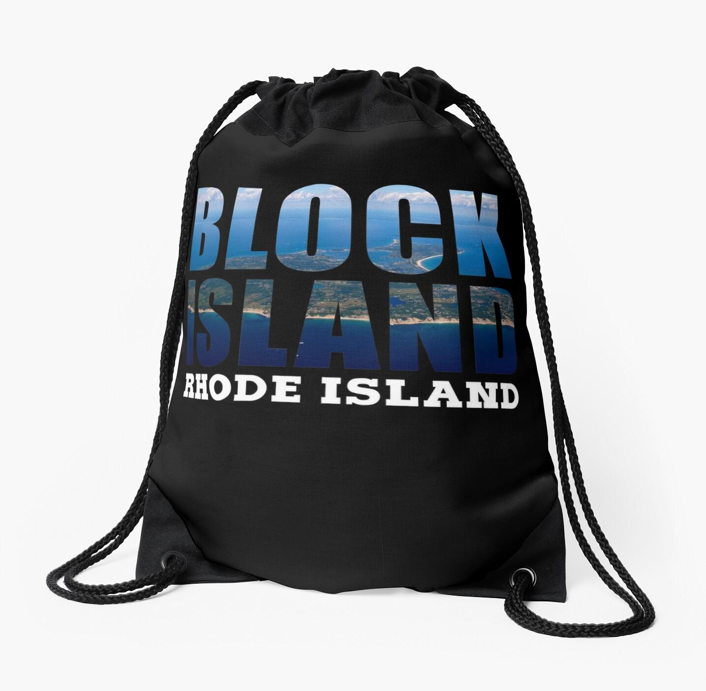 Block Island, Rhode Island Background by Rhode Island Hype