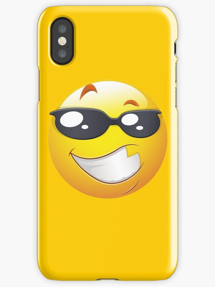 Cool Smiley Face Emoticon Iphone Cases Covers By Allovervintage