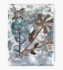STEAMPUNK FLOWERS iPad Case/Skin