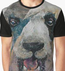 Panda Rock Graphic T-Shirt