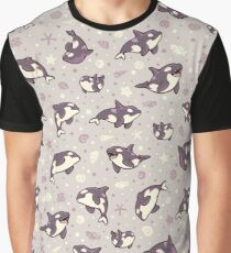 Jelly bean orcas  Graphic T-Shirt
