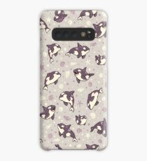 Jelly bean orcas  Case/Skin for Samsung Galaxy
