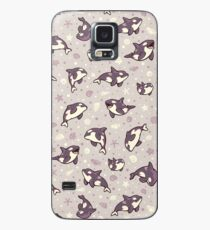 Funda/vinilo para Samsung Galaxy Jelly bean orcas