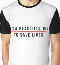 its a beautiful day Graphic T-Shirt