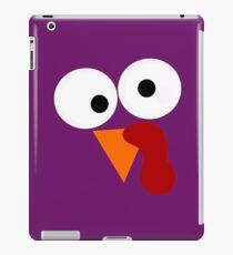 Goofy Funny Turkey Face iPad Case/Skin
