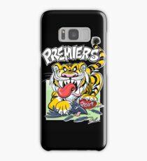 AFL Tigers 2017 - 'We smashed 'em' in black Samsung Galaxy Case/Skin