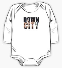 Downcity Providence, Rhode Island One Piece - Long Sleeve