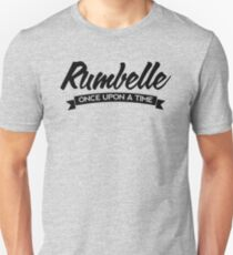 Once Upon a Time - Rumbelle - Dark Unisex T-Shirt