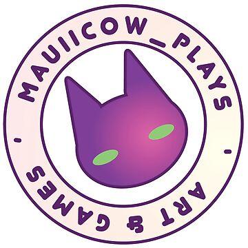 Logo Merch by Mauiicow
