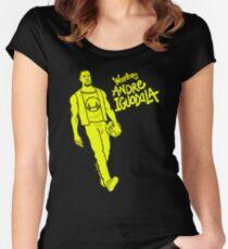 Iguodala - Warriors Women's Fitted Scoop T-Shirt