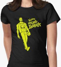 Iguodala - Warriors Women's Fitted T-Shirt