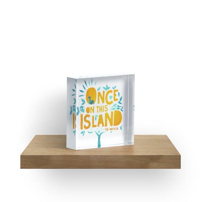 «Una vez en esta isla» de Caroline Guercio