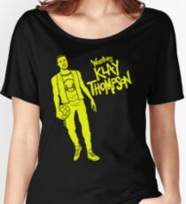 Thompson - Warriors Women's Relaxed Fit T-Shirt