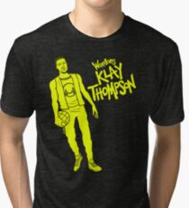 Thompson - Warriors Tri-blend T-Shirt