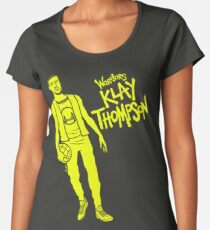 Thompson - Warriors Women's Premium T-Shirt