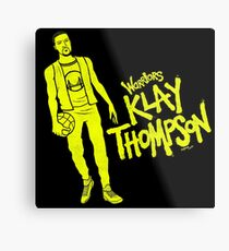 Thompson - Warriors Metal Print