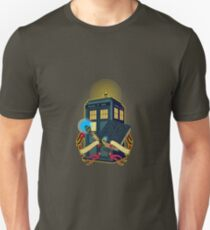 SILENCE-IN-THE-LIBRARY Unisex T-Shirt
