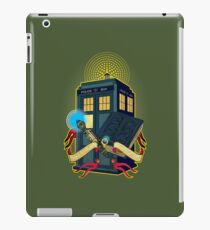 SILENCE-IN-THE-LIBRARY iPad Case/Skin