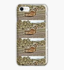 The Lone Chair iPhone Case/Skin