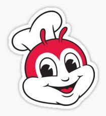 Jollibee Mascot Sticker