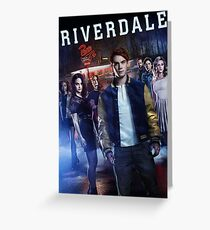 riverdale - I love when clothes make cultural statements and I think personal style is really cool. Greeting Card
