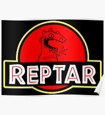 Reptar Poster