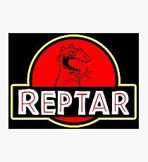 Reptar Photographic Print