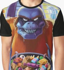 Trick or Trapped Graphic T-Shirt