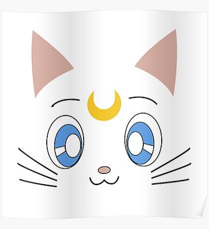 Artemis - Sailor Moon Poster