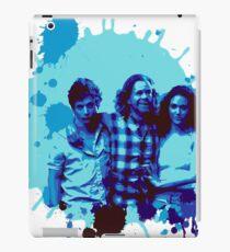 Family Portrait Splatter Paint iPad Case/Skin