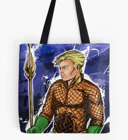 King of the Sea  Tote Bag
